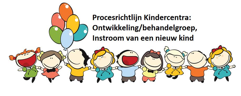 kindercentra procesrichtlijn OB instroom