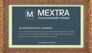 Wijzigen van wachtwoord in MeXtra
